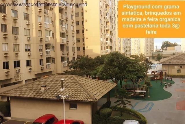 Apartamento à venda com 3 dormitórios em Colina de laranjeiras, Serra cod:AP00197 - Foto 3
