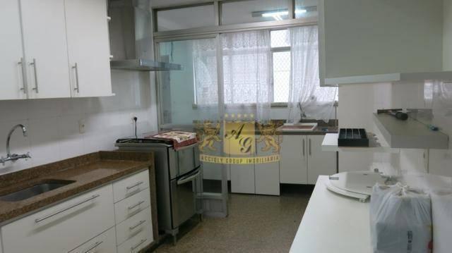 Excelente apartamento com 3 dormitórios para alugar, 120 m² - Foto 2