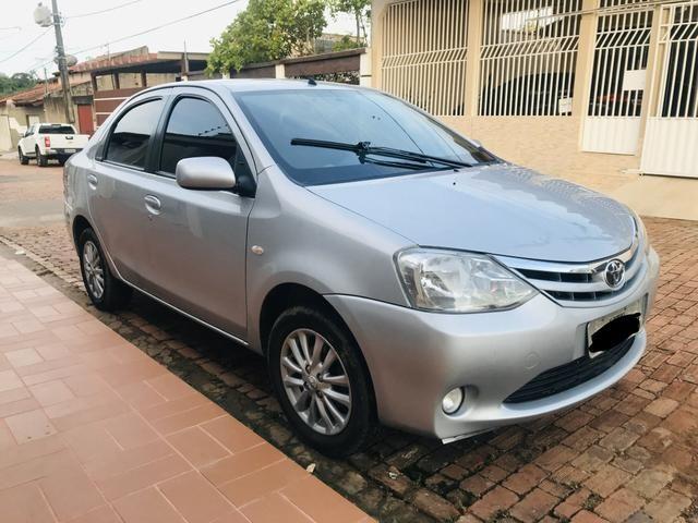 Etios sedan xls 1.5 mec 2013/2013