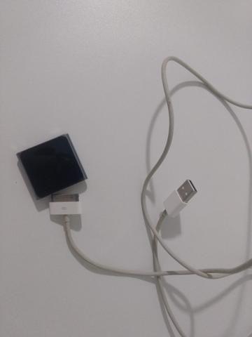 IPod Nano 8 GB Graphite + Pulseira Preta + Fone de Ouvido - Foto 5