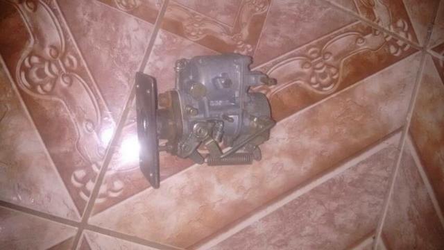 Carburador de fusca com adaptação para uno - Foto 3