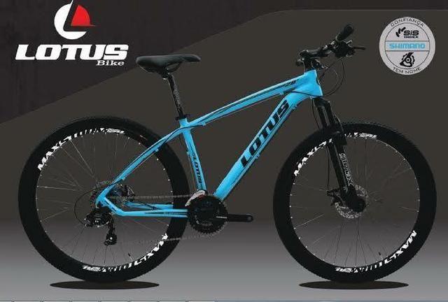 Bicicleta aro 29 Lotus alumínio//quadro tam:19 - Foto 4