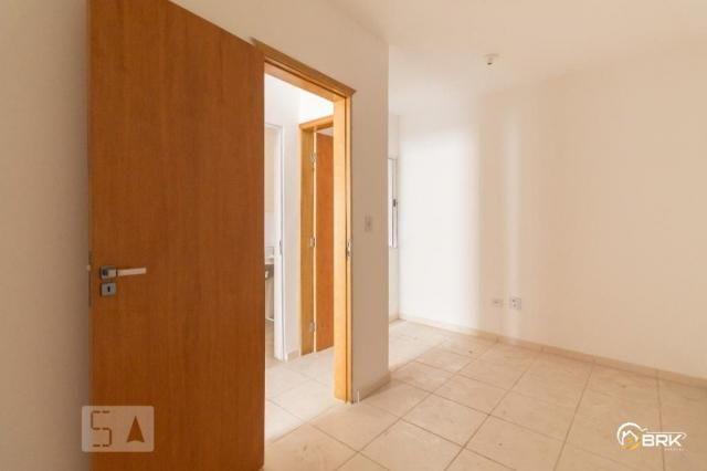 Apartamento para alugar com 1 dormitórios em Vila esperança, São paulo cod:4124 - Foto 4