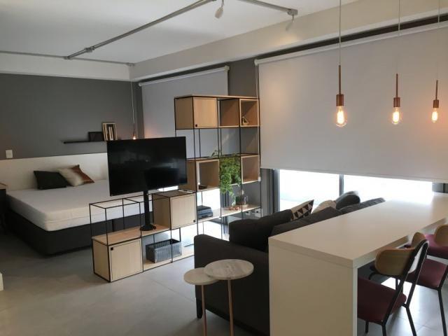 Studio para locação, Jardim Paulista, 43m², 1 vaga! - Foto 2