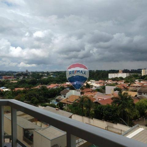 Apartamento com 3 dormitórios para alugar, 77 m² por R$ 1.850,00/mês - Jardim dos Calegari