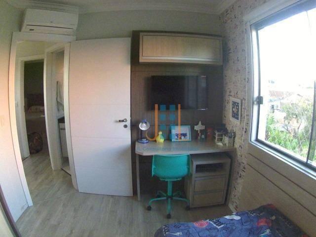 Sobrado em condomínio três quartos sendo uma suíte no Pinheirinho - Foto 16