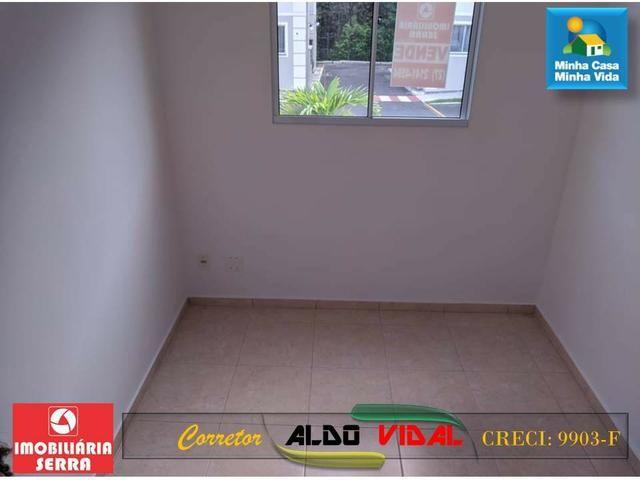 ARV 99 Apartamento 2 Quartos Novo Pronta Entrega. Praia Balneário Carapebus, Serra - Foto 6