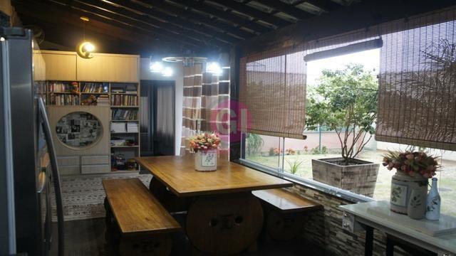 Venda/ casa condominio home clube - vila branca - jacarei-3 dormitorios suite - Foto 19