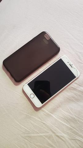 Iphone 6s 32gb rosê. - Foto 2