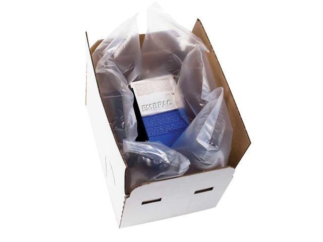Almofada de AR Plastico Bolha Embalagem Storopack B Air Universal 220m - Foto 4