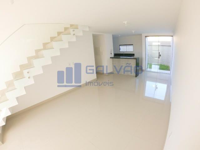 JG. Casa duplex de 3 quartos com suíte em Morada de Laranjeiras - Foto 12