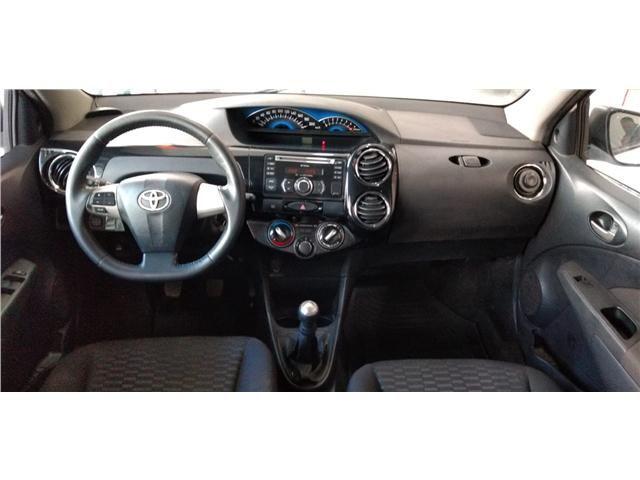 Toyota Etios 1.5 xls 16v flex 4p manual - Foto 4