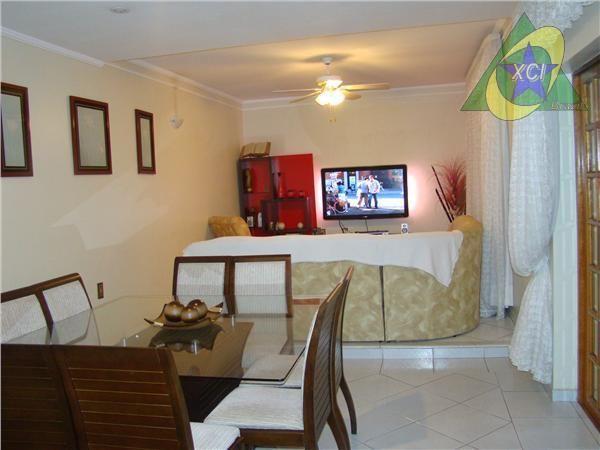 Casa Residencial à venda, Parque São Quirino, Campinas - CA0443. - Foto 10