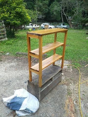 Mesa canto rustica - Foto 4