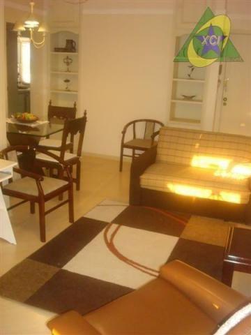 Apartamento Residencial para locação, Cambuí, Campinas - AP0761. - Foto 3