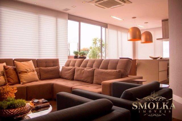 Apartamento à venda com 2 dormitórios em Jurerê internacional, Florianópolis cod:8021