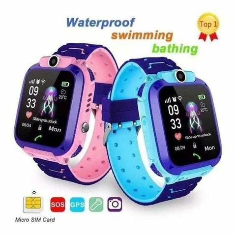 Relógio para seu filho com gps recebe ligação - Foto 2