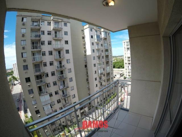 Excelente apartamento de 2 quartos + varanda, em Morada de Laranjeiras - Foto 9