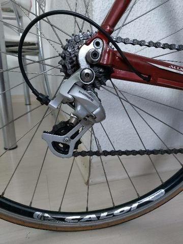 Bike Caloi speed Sprint 10 Bicicleta Muito Nova - Foto 5