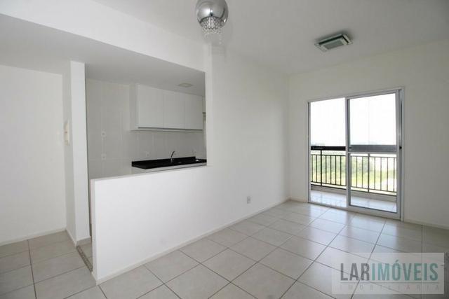 Apartamento de 2 quartos/suíte, sol da manhã, Condomínio Villagio de Manguinhos - Foto 2