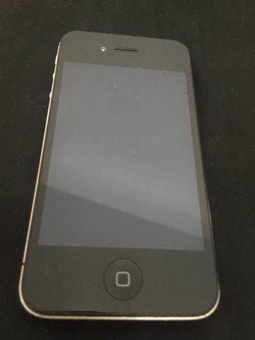 IPhone 4s semi novo funciona tudo - Foto 2