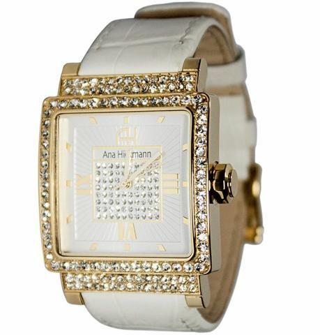 Vendo relógio semi novo Ana Hickmann - Foto 2