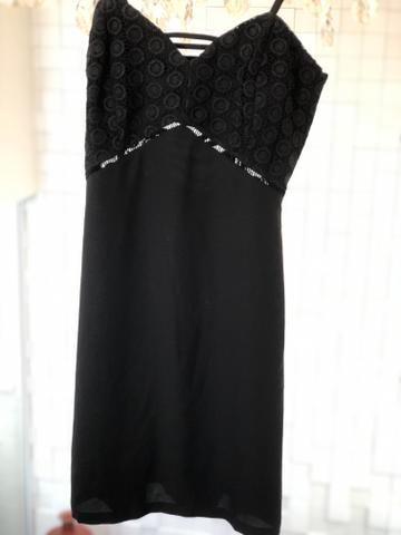 Vestido preto curto - NUNCA USADO! - Foto 3