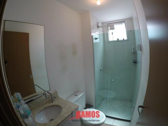 Excelente apartamento de 2 quartos + varanda, em Morada de Laranjeiras - Foto 8