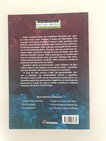 Livro Os Miseráveis - Foto 2