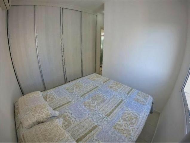 Apartamento 3 quartos, 2 vagas, mobiliado no Villaggio Manguinhos em Morada de Laranjeiras - Foto 8