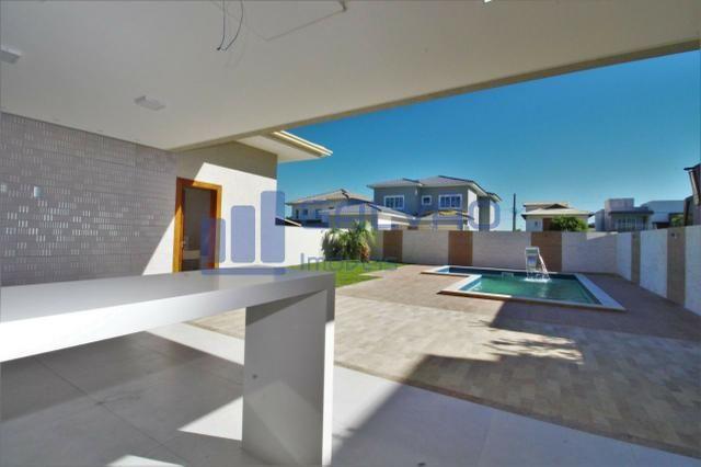 JG. Excelente / linda casa duplex no Boulevard Lagoa com 4 suítes!! - Foto 4
