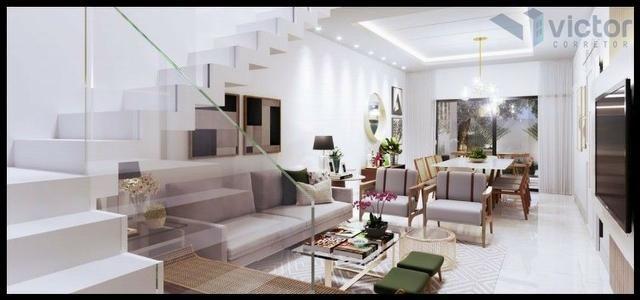 Excelentes casas de 3 e 4 quartos com suite no Condomínio Alphaville - Foto 3