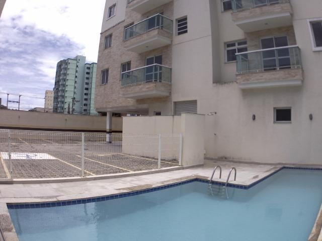 Laz- Alugo apartamento com varanda perto da praia (09) - Foto 13
