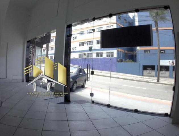 Laz- Alugo loja com 96 metros com Mezanino na Serra (07) - Foto 8