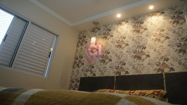 Venda/ casa condominio home clube - vila branca - jacarei-3 dormitorios suite - Foto 20