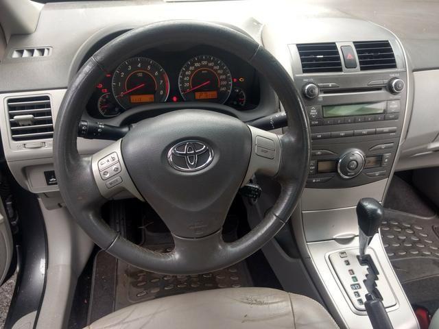 Vendo Corolla xei 2009 automático completo só 34.900 ZAP * - Foto 6