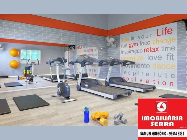 SAM 192 Vista da Reserva - 2 quartos - ITBI+RG grátis - Camará - Foto 7
