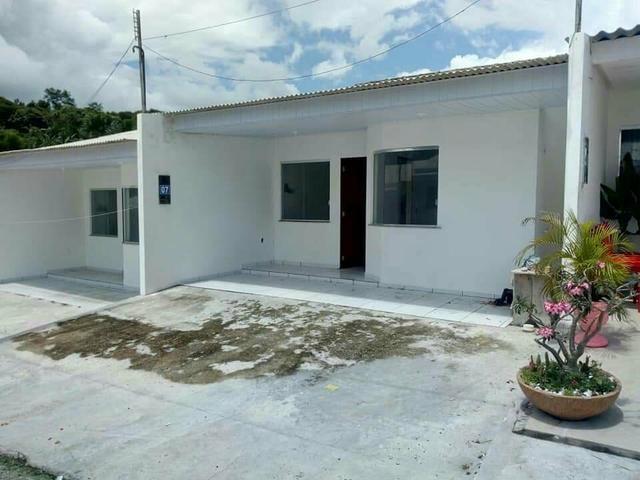 Casas no via norte, aceito carro ou moto como parte do pagamento - Foto 4