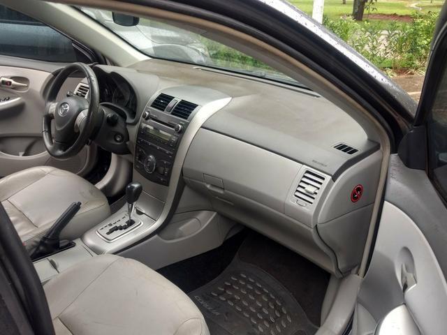 Vendo Corolla xei 2009 automático completo só 34.900 ZAP * - Foto 4