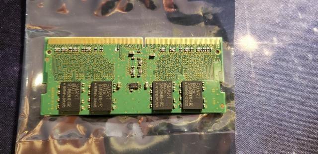 Memórias 4GB Smart DDR4 2133MHz Notebook - Foto 2