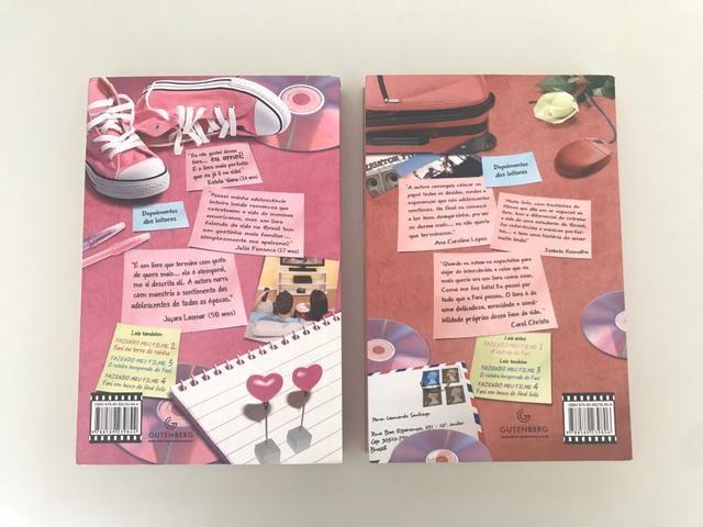 Livro 1 e 2 de Fazendo Meu Filme - Foto 2