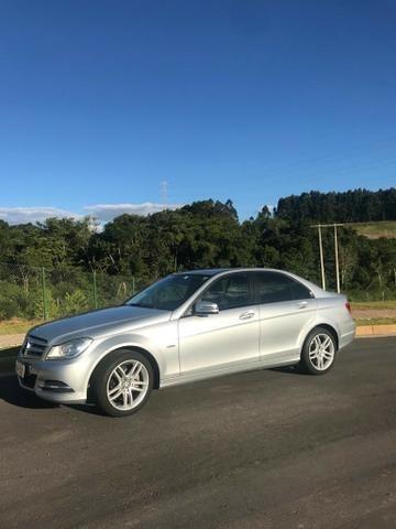 Mercedes-Benz C 180 1.8 CGI Classic 16V Turbo Gasolina 4P Aut. - 2011/2012 - Foto 3