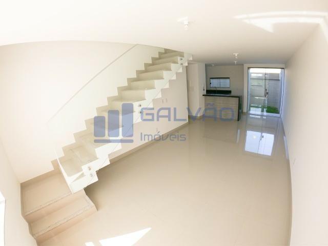 JG. Casa duplex de 3 quartos com suíte em Morada de Laranjeiras - Foto 13