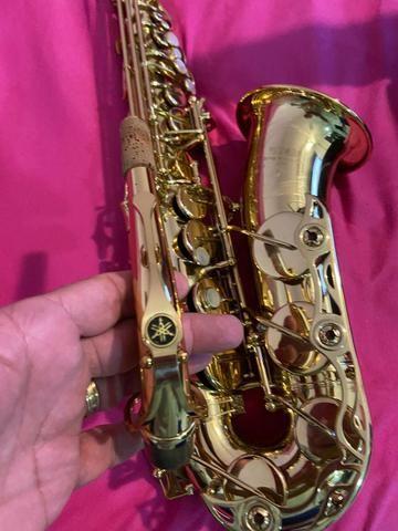 Saxofone Yamaha yas 62 japan - Foto 5