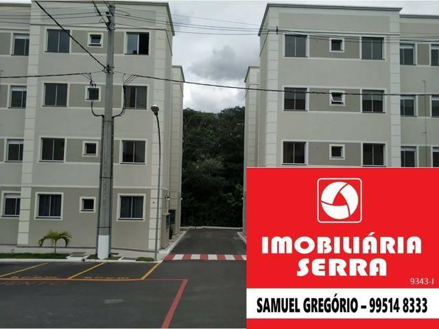 SAM 168 Apartamento pronto para morar em Balneário Carapebus - 2Q - Foto 3