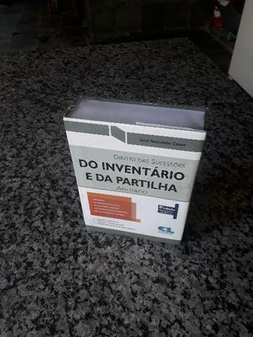 DTO DAS SUCESSÕES - DO INVENTÁRIO E DA PARTILHA - ANOTADO - 4. ED. - Foto 2