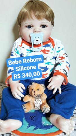 Boneca Bebê Reborn - Foto 2