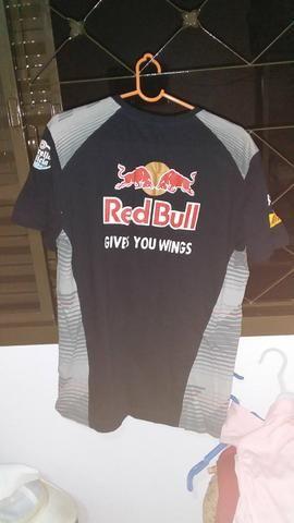 Camisa Red Bull - Foto 2