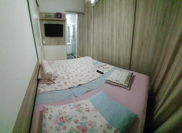 Apartamento c/ quintal, 2Qts suíte, Recreio das Laranjeiras, Ac/ Veículos - Foto 13