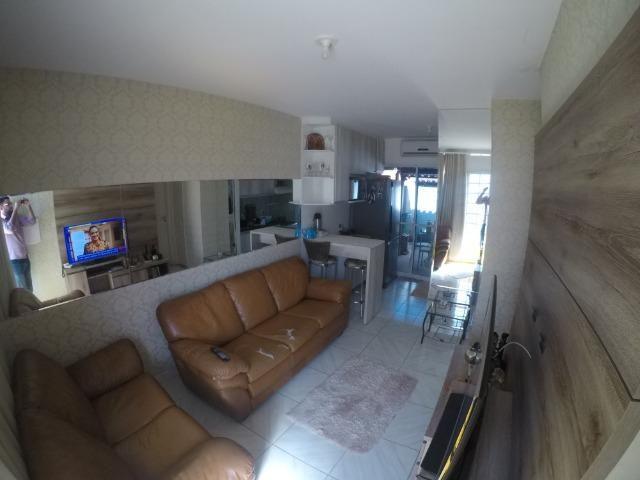 E.R- Casa Linear em condomínio/ Vila Geribá/ casa com quintal